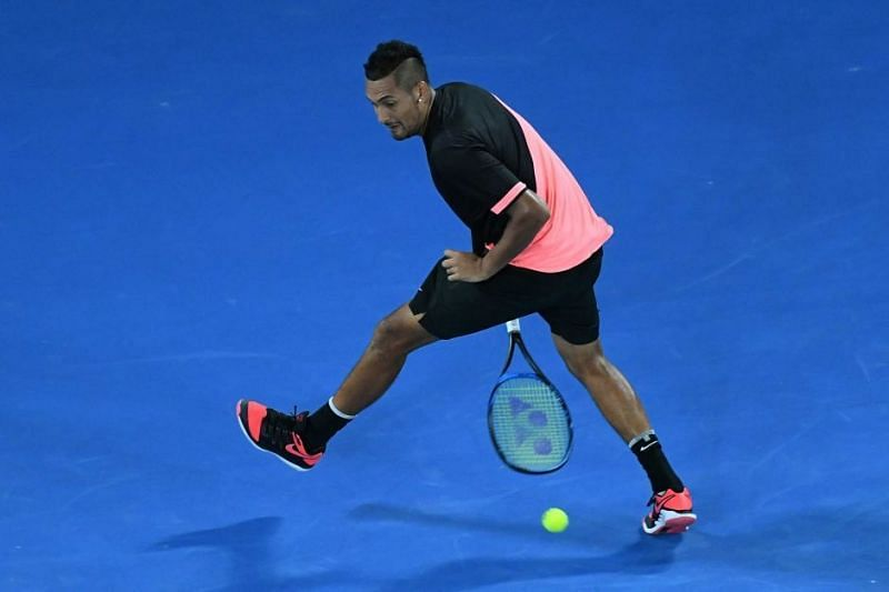 Nick Kyrgios has come out strong in slamming Dominic Thiem for his comments