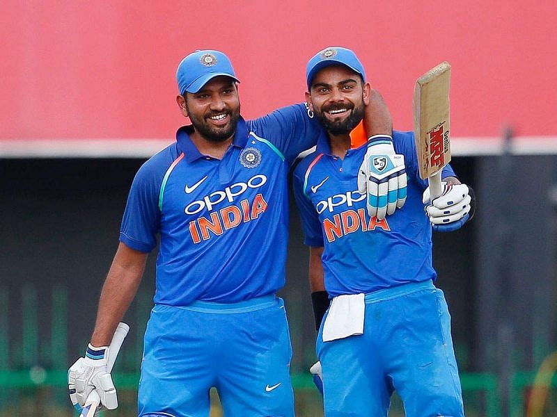 Kohli and Sharma are modern-day greats