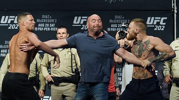 McGregor vs Diaz 3?