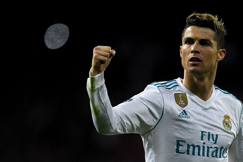 Ronaldo amassed 311 goals for Real Madrid