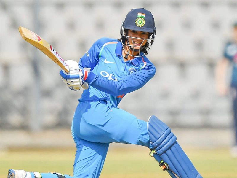 Mandhana has been compared to Virender Sehwag at the top of the order
