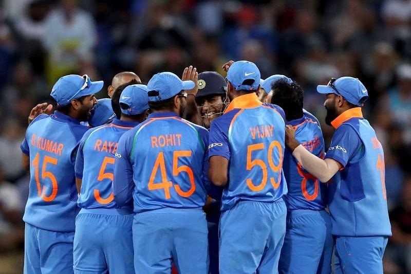 न्यूजीलैंड के खिलाफ भारत ने 2019 में वनडे सीरीज जीती थी
