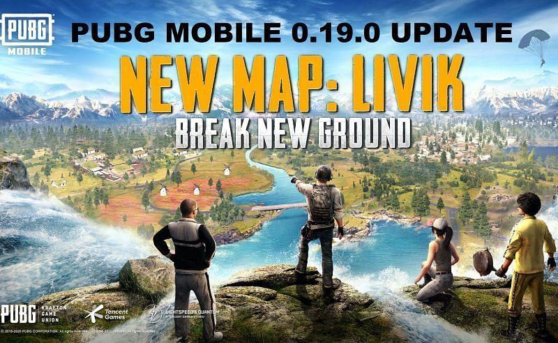 PUBG Mobile 0.19.0 Update