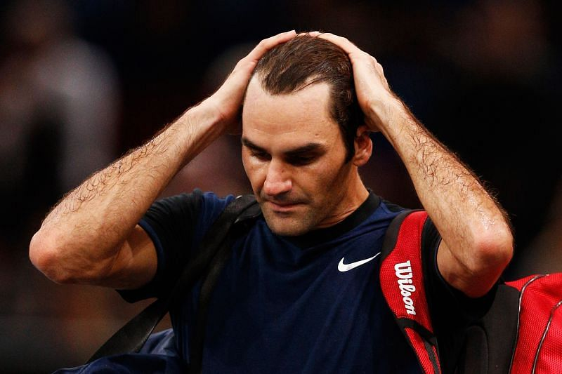 Question marks were raised over the return of Roger Federer after his 2nd surgery