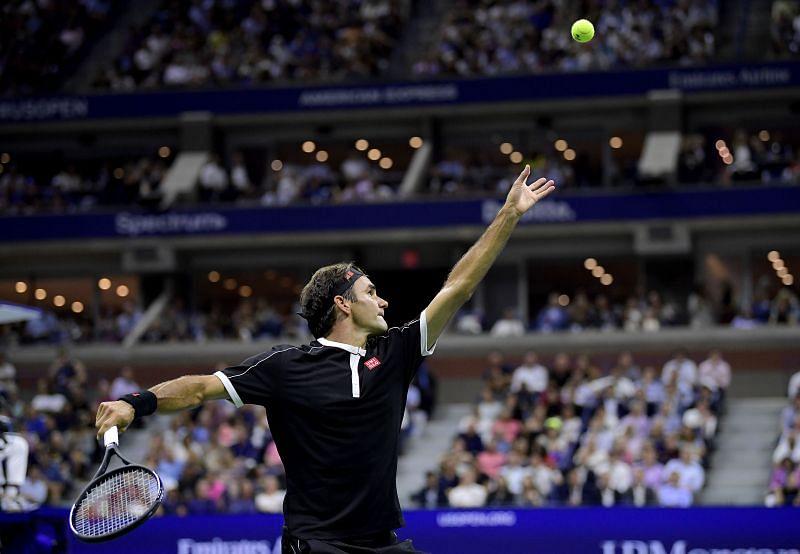 Roger Federer speaks on the resumption of tennis