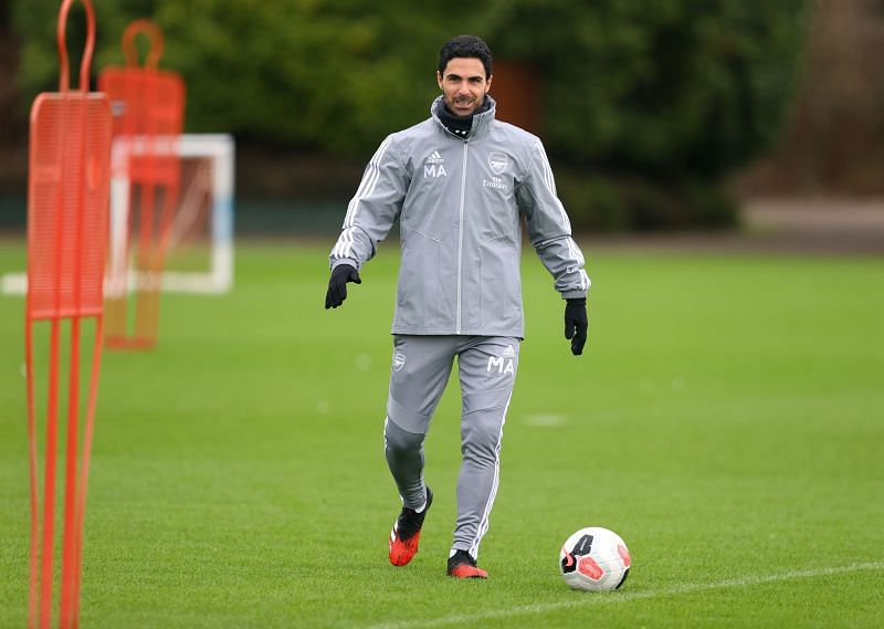 Mikel Arteta has featured several youngsters since taking the reins at Arsenal
