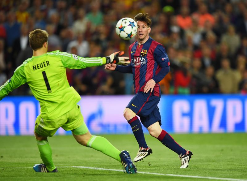 Clashes between Barcelona and Bayern Munich often throw up fascinating football narratives that have the potential to become classics.