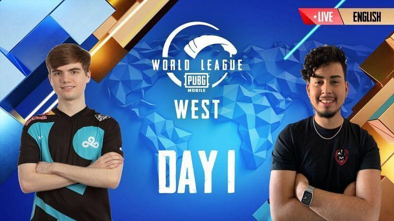 PUBG Mobile World League 2020 West Schedule (Image Credits: PUBG Mobile)