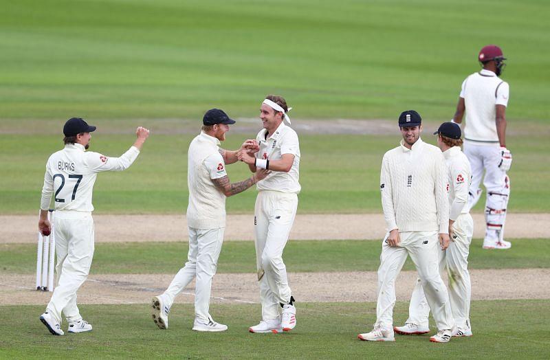 England v West Indies: Day 2 - Third Test