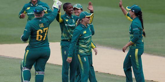 दक्षिण अफ्रीका महिला टीम