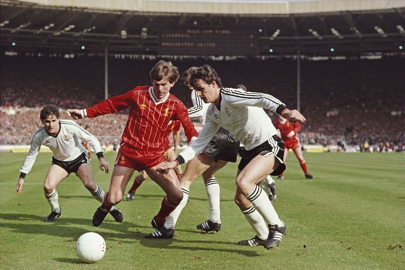 Liverpool and Manchester United share a legendary rivalry