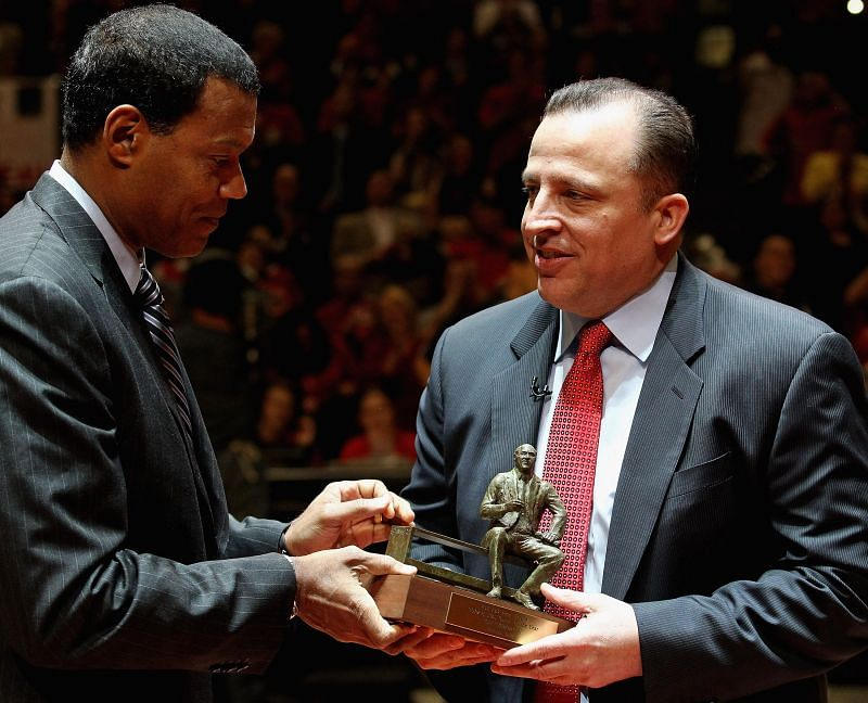 Tom Thibodeau won the NBA Coach of the Year honors in 2011