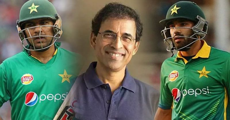 Harsha Bhogle on the choice between Sarfaraz Ahmed & Mohammad Rizwan ~ Credits Cric Flare