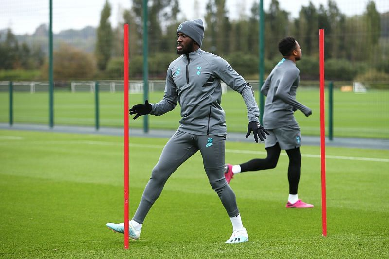 Tanguy Ndombele has barely featured since signing for Tottenham Hotspur