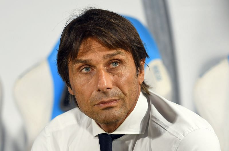 Antonio Conte was appointed the manager of Inter Milan in 2019