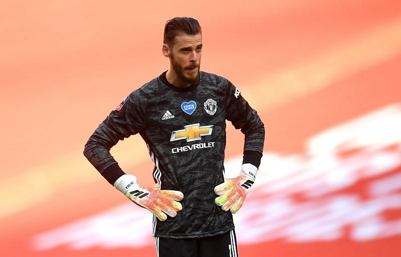 De Gea would want to forget that!