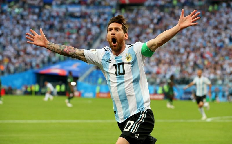 Lionel Messi has not enjoyed the best of success with the Argentina national team