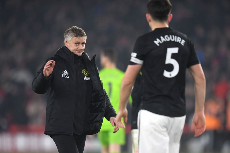 Ole Gunnar Solskjaer is on the hunt for a centre-back who could partner Harry Maguire in defence