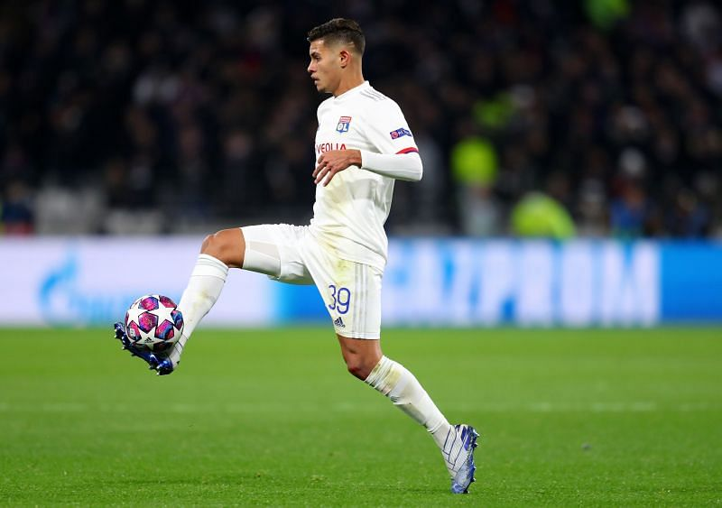 Bruno Guimaraeswas signed by Lyon in January, but a lack of European football next season could see him leave the club.
