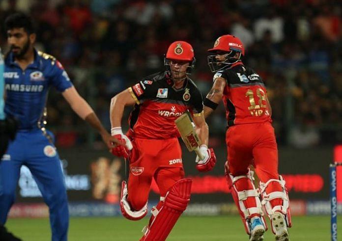 रॉयल चैलेंजर्स बैंगलोर ने आईपीएल में सबसे ज्यादा बार 200 का आंकड़ा पार किया है