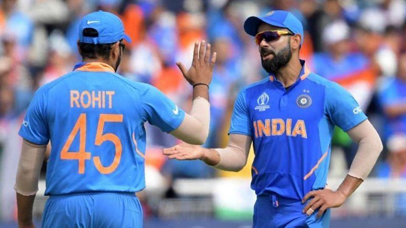 India should consider split captaincy