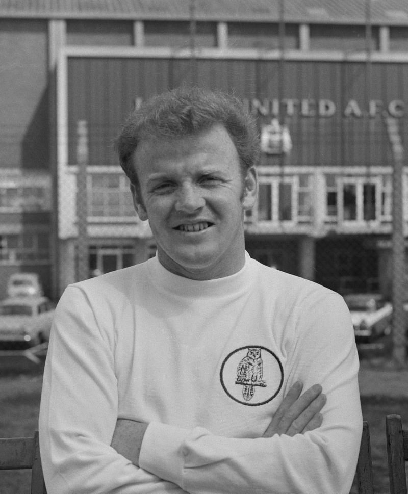 Billy Bremner, an influential member of Revie