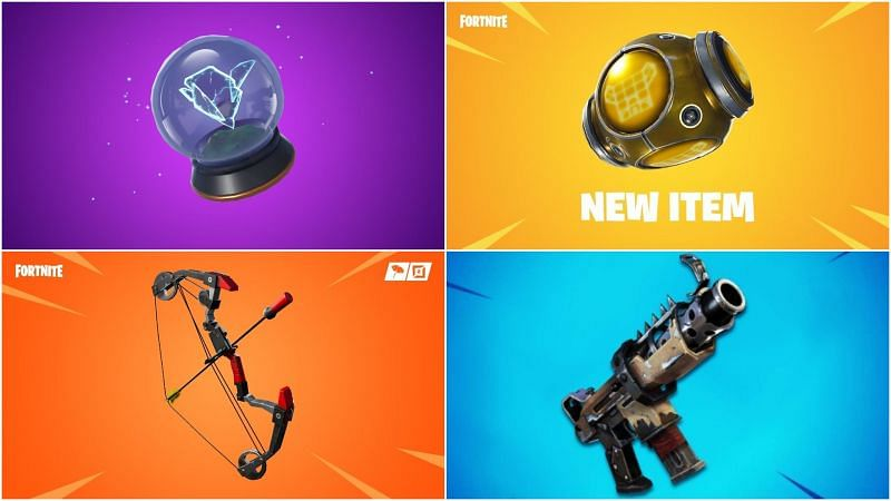 Some of the unvaulted weapons available in Unvaulted LTM Mode