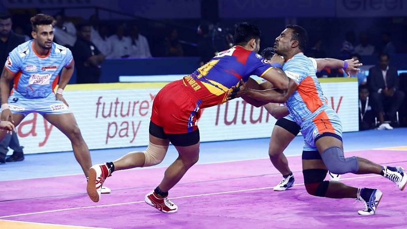 Jeeva Kumar is one of the best blockers in the PKL