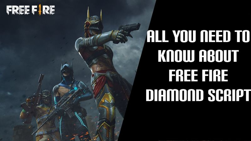 Free Fire Diamond Script All You Need To Know