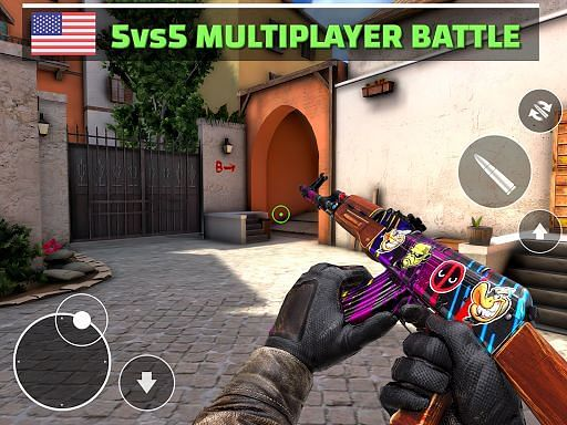 Critical Gun Games War Strike: Gun Shooting Games for Android
