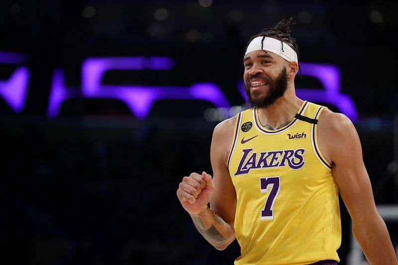 JaVale McGee has been vlogging about his time with the LA Lakers inside the NBA bubble