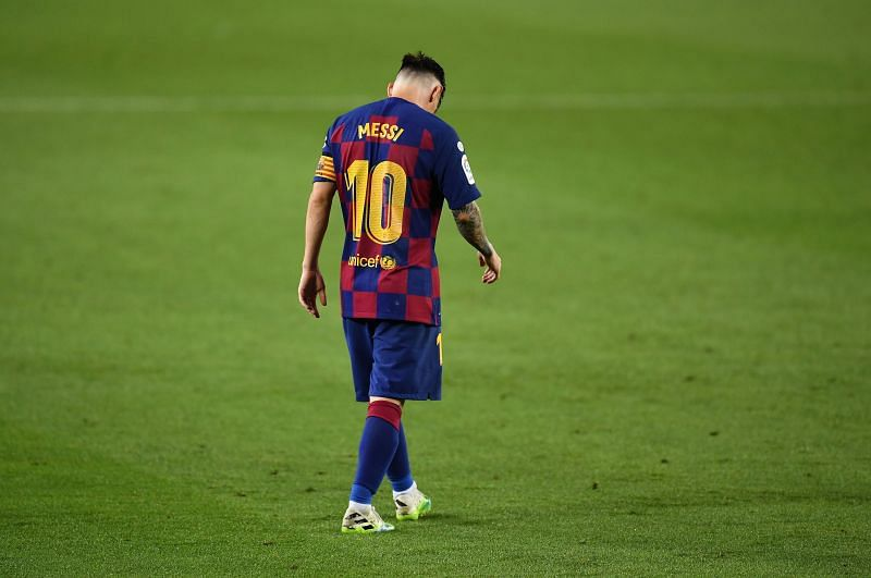 Spanish tabloids are claiming that Lionel Messi could be on his way out of Barcelona in the summer of 2021