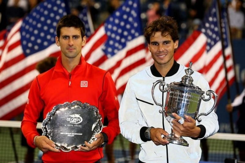 Rafael Nadal beat Novak Djokovic in the US Open final of 2013
