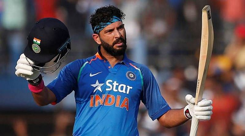Yuvraj Singh beat cancer to make a successful comeback to the Indian side