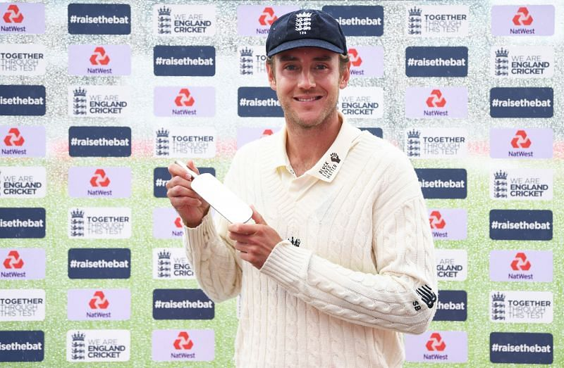 Stuart Broad believes that he could be the last man to have made it to the 500 wickets club