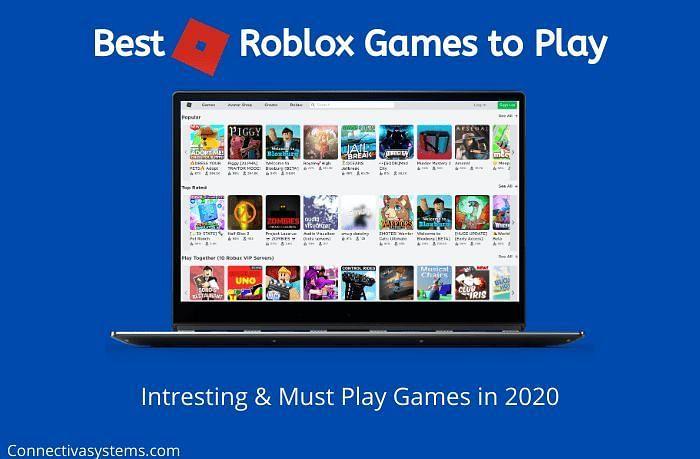 Roblox Games Roblox Adventure Games Roblox Games Roblox Games 5 Best Games On Roblox In 2020