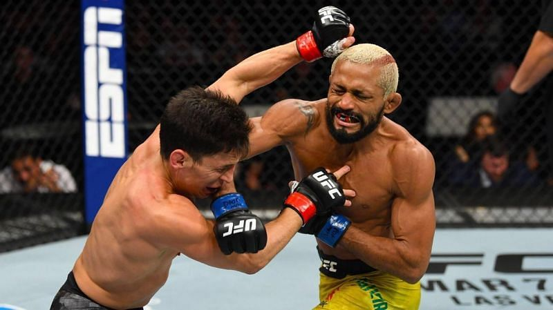 Joseph Benavidez has fallen at the final hurdle in the UFC again