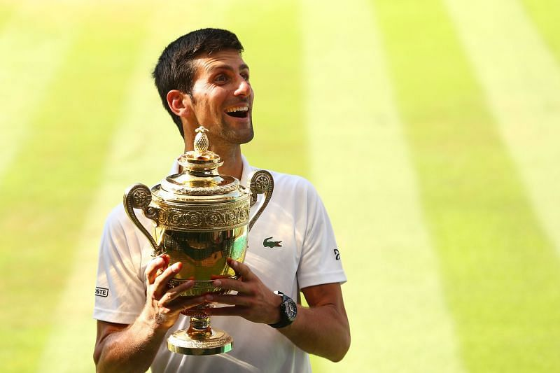 Novak Djokovic might just be the world's most famous polyglot