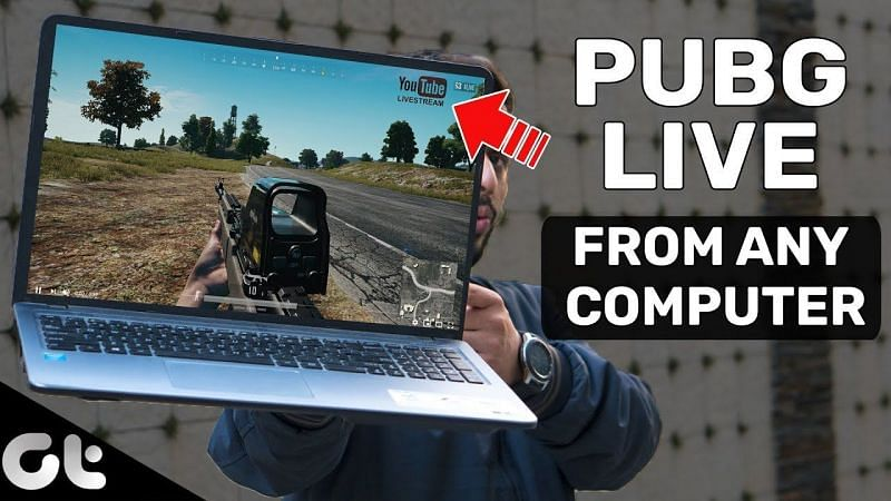 Stream PUBG Mobile on YouTube using your laptop (Image: YouTube)