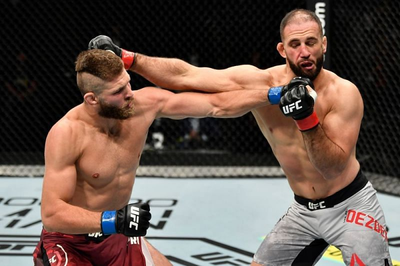 Jiri Prochazka made a big mark in his UFC debut