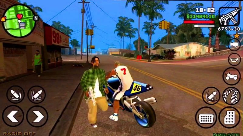 Gta San Andreas Apk Obb For Mobile Download Link