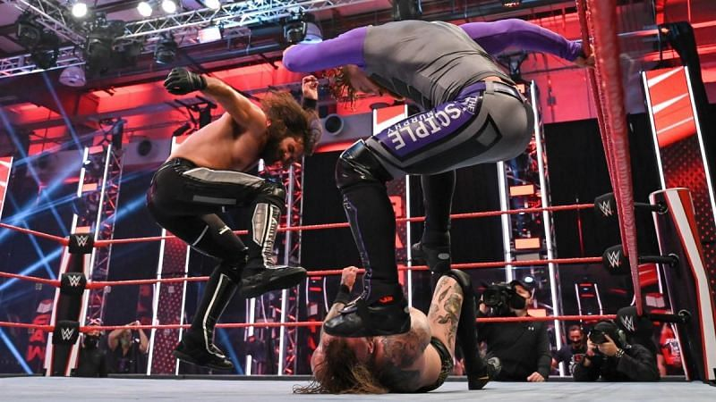 Aleister Black certainly deserves better