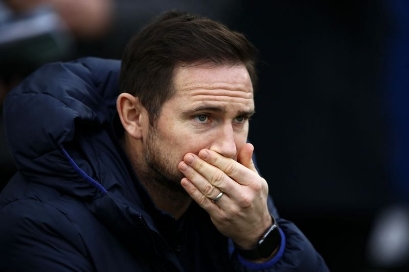 Frank Lampard had to overcome many hurdles as Chelsea manager.