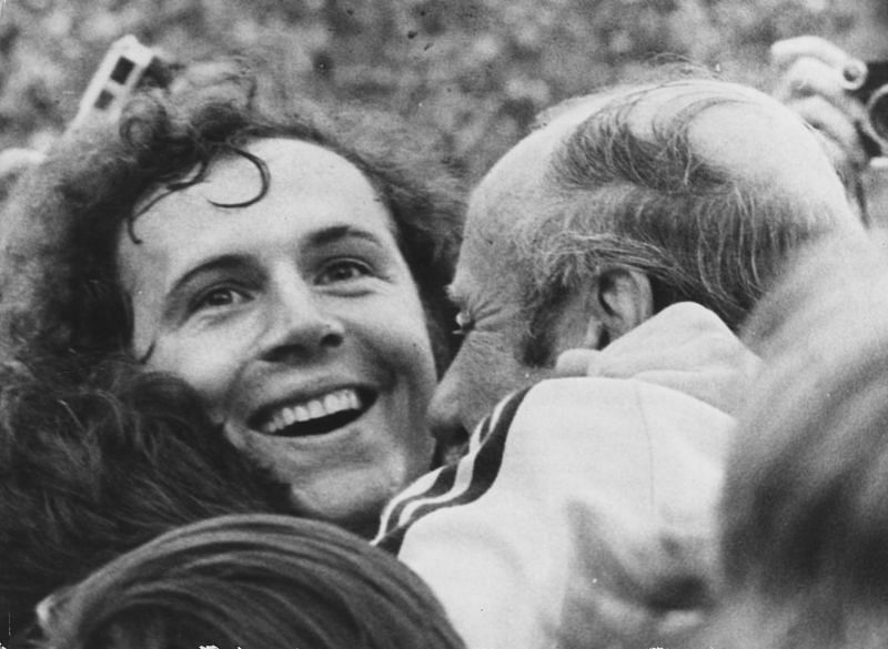 Beckenbauer was the first defender to win the award