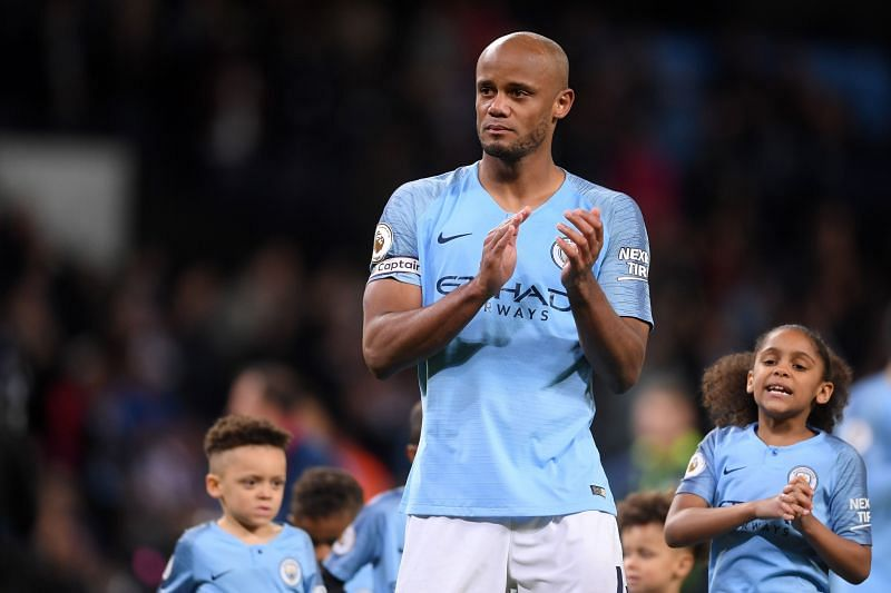 Vincent Kompany is one of the best defenders to have played for Manchester City.