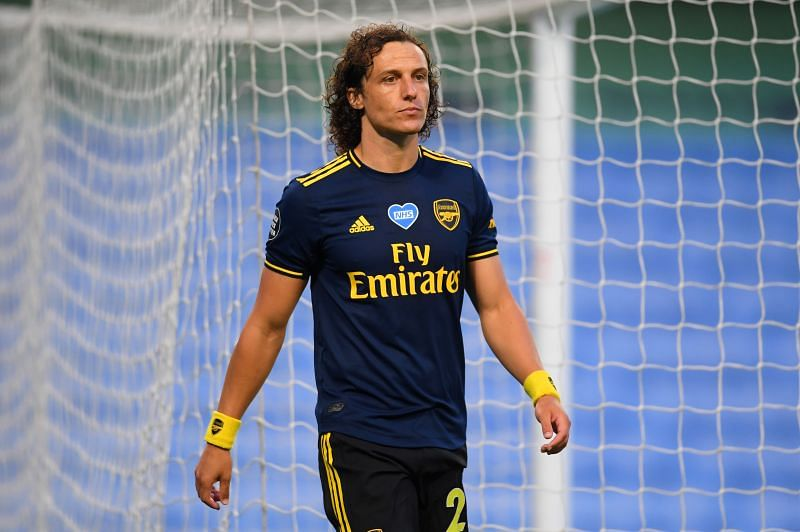 Luiz has endured a difficult debut campaign at the Emirates