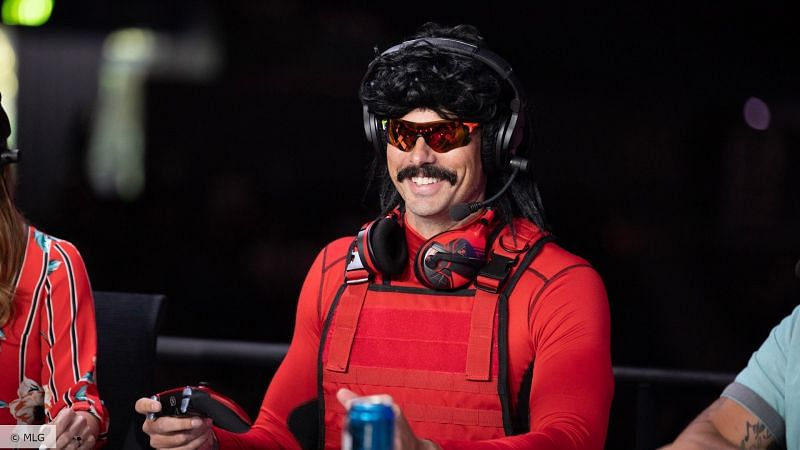 Ever since Dr Disrespect