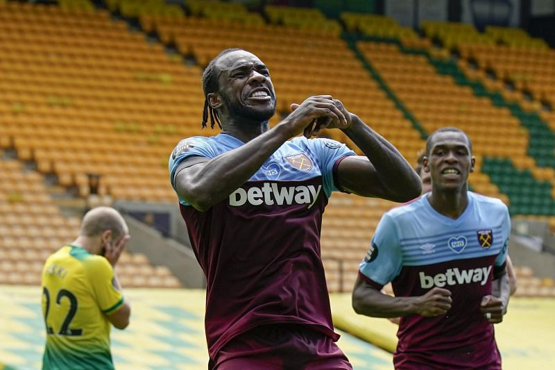 Michail Antonio was owned by less than 3% of FPL managers.