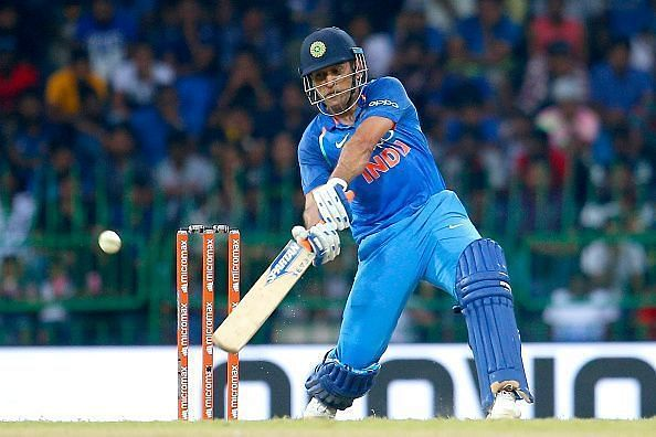 MS Dhoni is regarded as one of the greatest finishers in ODI cricket