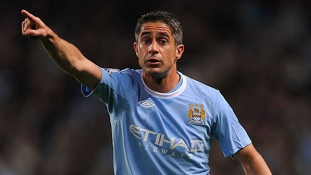 Sylvinho played for Manchester City last before calling time on his playing career.